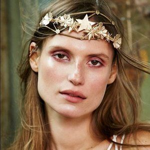 Free People Own the Night Starry Crown Headband